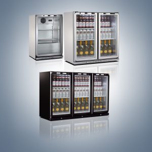 Back Bar Coolers - PRO Range