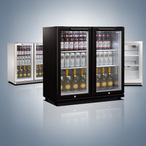 Back Bar Coolers - Standard Range