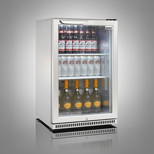 Husky Single Door Back Bar Cooler