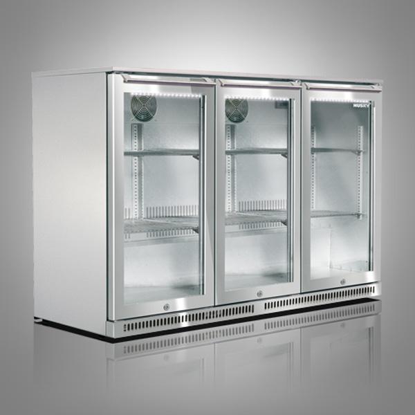 Husky Triple Door Alfresco Outdoor Bottle Cooler