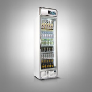Husky Single Door C4PRO Below Zero Upright Chiller – 600mm