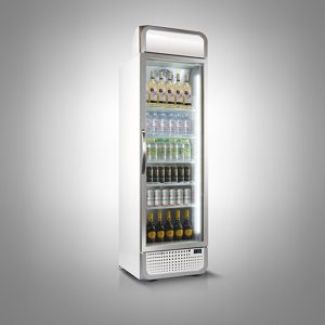 Husky Single Door C5PRO Upright Chiller – 650mm