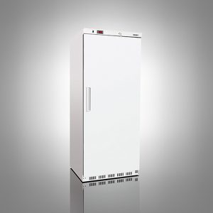 Husky 520 Litre Solid Door Upright Backroom Refrigerator