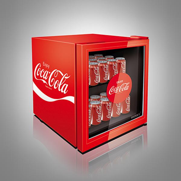 Coca-Cola Glass Door Drinks Chiller