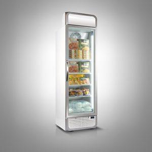 Husky Single Door F5PRO Upright Freezer