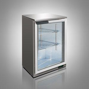 Husky Single Glass Door Glass Froster