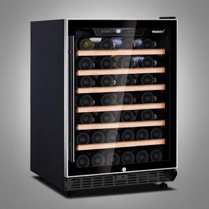 Husky 52 Bottle Single Zone Wine Cooler
