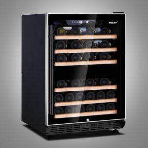 Husky 44 Bottle Dual Zone Wine Cooler