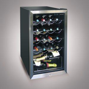 Husky 20 Bottles Reflections Wine Cooler