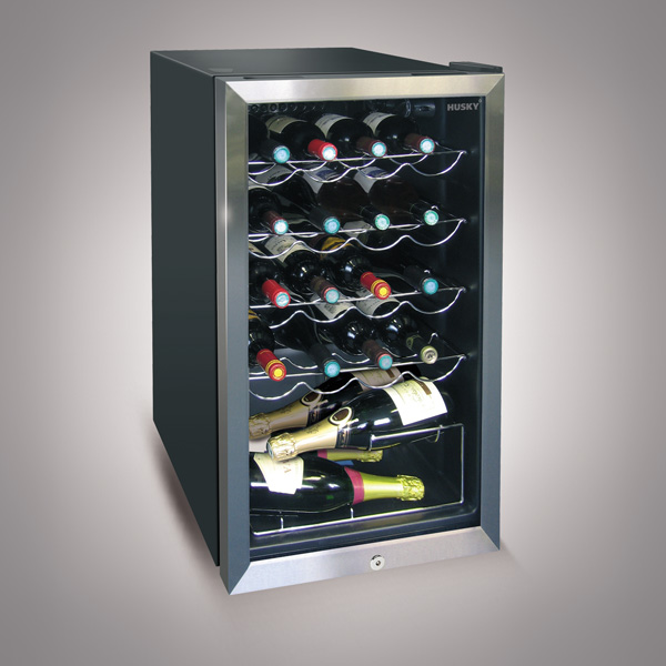 Husky 20 Bottles Reflections Wine Cooler