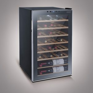 Husky 34 Bottles Reflections Undercounter Wine Cooler