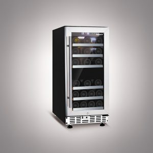 Husky 80 Litre Dual Zone Wine Cooler