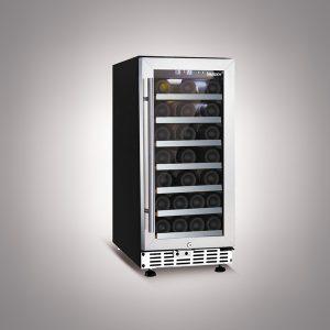 Husky 80 Litre Single Zone Wine Cooler