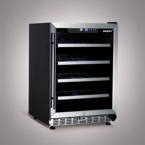 Husky 154 Litre Dual Zone Wine Cooler