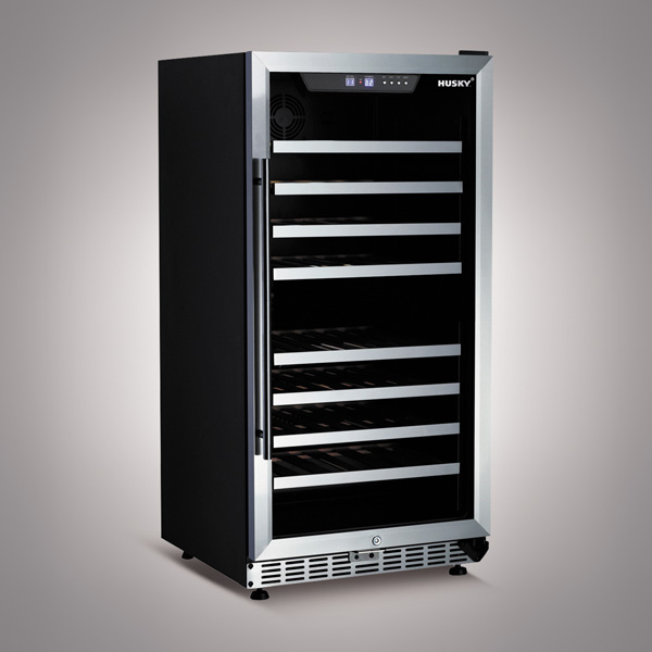 Husky 240 Litre Dual Zone Wine Cooler