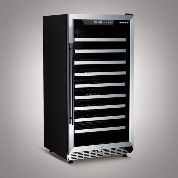 Husky 240 Litre Single Zone Wine Cooler