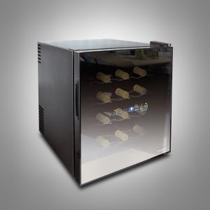 Husky 16 Bottles Reflections Wine Cooler
